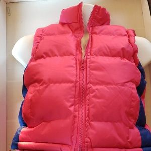 Beverly Hills princess quilted vest